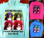 011. Bernermania Hooded Long-Sleeve Tee_image
